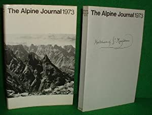 THE ALPINE JOURNAL 1973 , A Record of Mountain Adventure and Scientific Observation