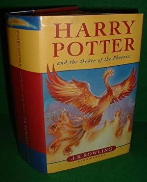 Harry Potter and the Order of the Phoenix no 5 in series