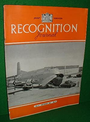 RECOGNITION JOURNAL 1951 , SEPTEMBER , Vol 6, No 9 , Joint Services