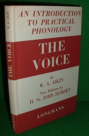 THE VOICE An Introduction to Practical Phonology NEW Edition
