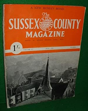 THE SUSSEX COUNTY MAGAZINE Volume 13, July 1939 No. 7