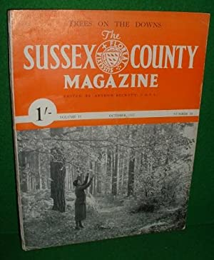 THE SUSSEX COUNTY MAGAZINE Volume 11 October1937 No. 10