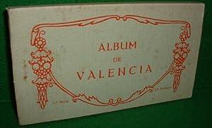 ALBUM DE VALENCIA Tarjeta Postal - Post