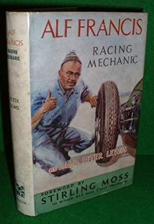 ALF FRANCIS RACING MECHANIC