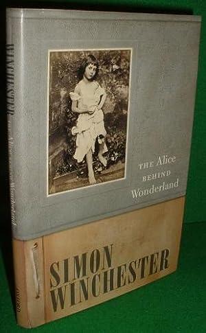 THE ALICE BEHIND WONDERLAND: WINCHESTER , Simon