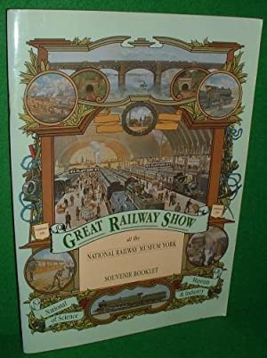 GREAT RAILWAY SHOW at the National Railway Museum York , National Museum of Science & Industry SO...