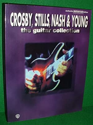 CROSBY,STILLS, NASH & YOUNG The Guitar Collection