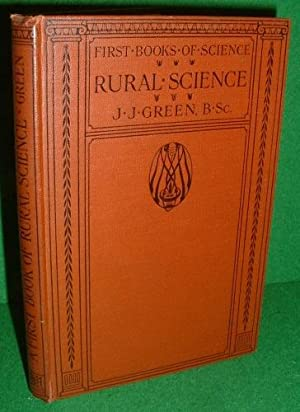 A FIRST BOOK OF RURAL SCIENCE