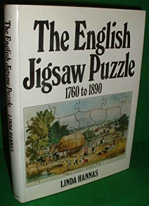 THE ENGLISH JIGSAW PUZZLE 1760 TO 1890