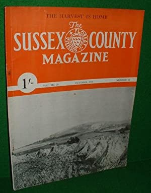 THE SUSSEX COUNTY MAGAZINE VOL20 OCTOBER 1946 No 10