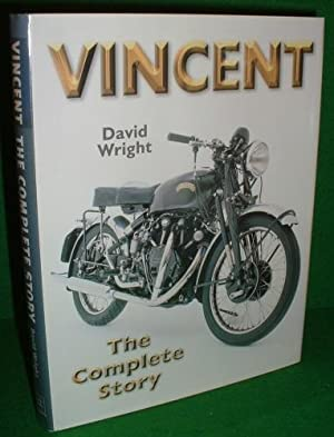 VINCENT The Complete Story , Crowood Motoclassics