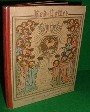 RED LETTER SAINTS Being a Series of