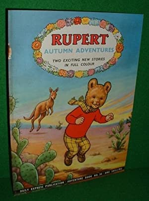 RUPERT ADVENTURE SERIES NO 38 RUPERT AUTUMN ADVENTURES