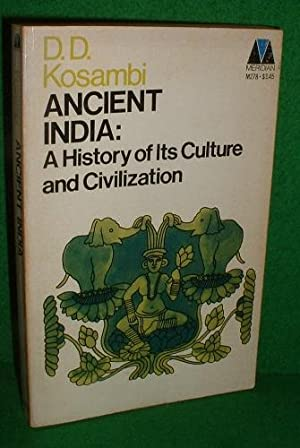 ANCIENT INDIA A History of Its Culture and Civilization