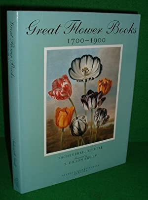 GREAT FLOWER BOOK 1700-1900 A Biographical Record of Two Centuries of Finely-Illustrated Flower B...