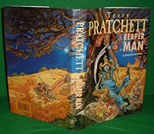 REAPER MAN A Discworld Novel