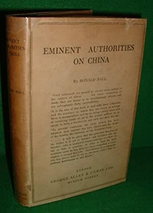 EMINENT AUTHORITIES on CHINA
