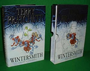 WINTERSMITH Signed & Numbered Collector's Copy: TERRY PRATCHETT