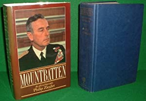 MOUNTBATTEN THE OFFICIAL BIOGRAPHY Signed Copy by the Author