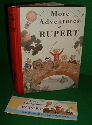 MORE ADVENTURES OF RUPERT FACSIMILE 1937 Annual
