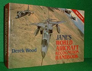 JANE'S WORLD AIRCRAFT RECOGNITION HANDBOOK New Edition Completely Updated