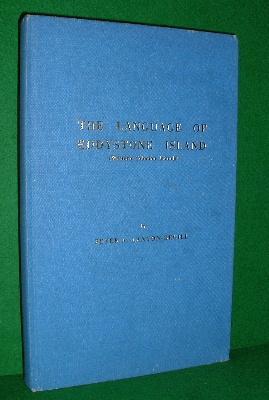 THE LANGUAGE OF EDDYSTONE ISLAND ( WESTERN: LANYON-ORGILL , PETER