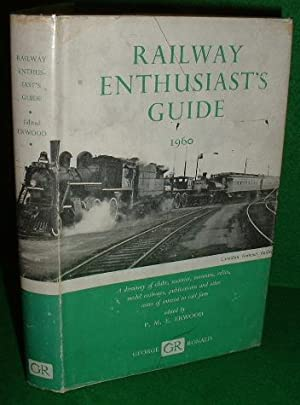 RAILWAY ENTHUSIAST'S GUIDE 1960