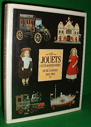LES JOUETS EXTRAORDINAIRES , Mr Gamage's Great Toy Bazaar 1902 - 1906 , English - German - French...