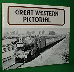 GREAT WESTERN PICTORIAL , Typical Scenes of Great Western Railway Steam Locomotives in Action Bef...