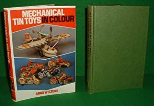 MECHANICAL TIN TOYS in Colour