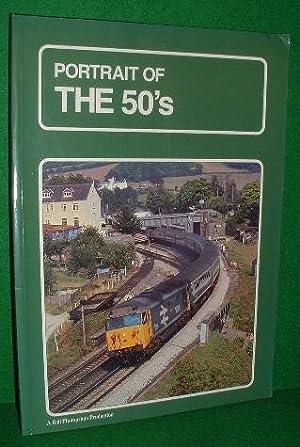 PORTRAIT OF THE 50'S Rail Photoprints: CHALCRAFT , John