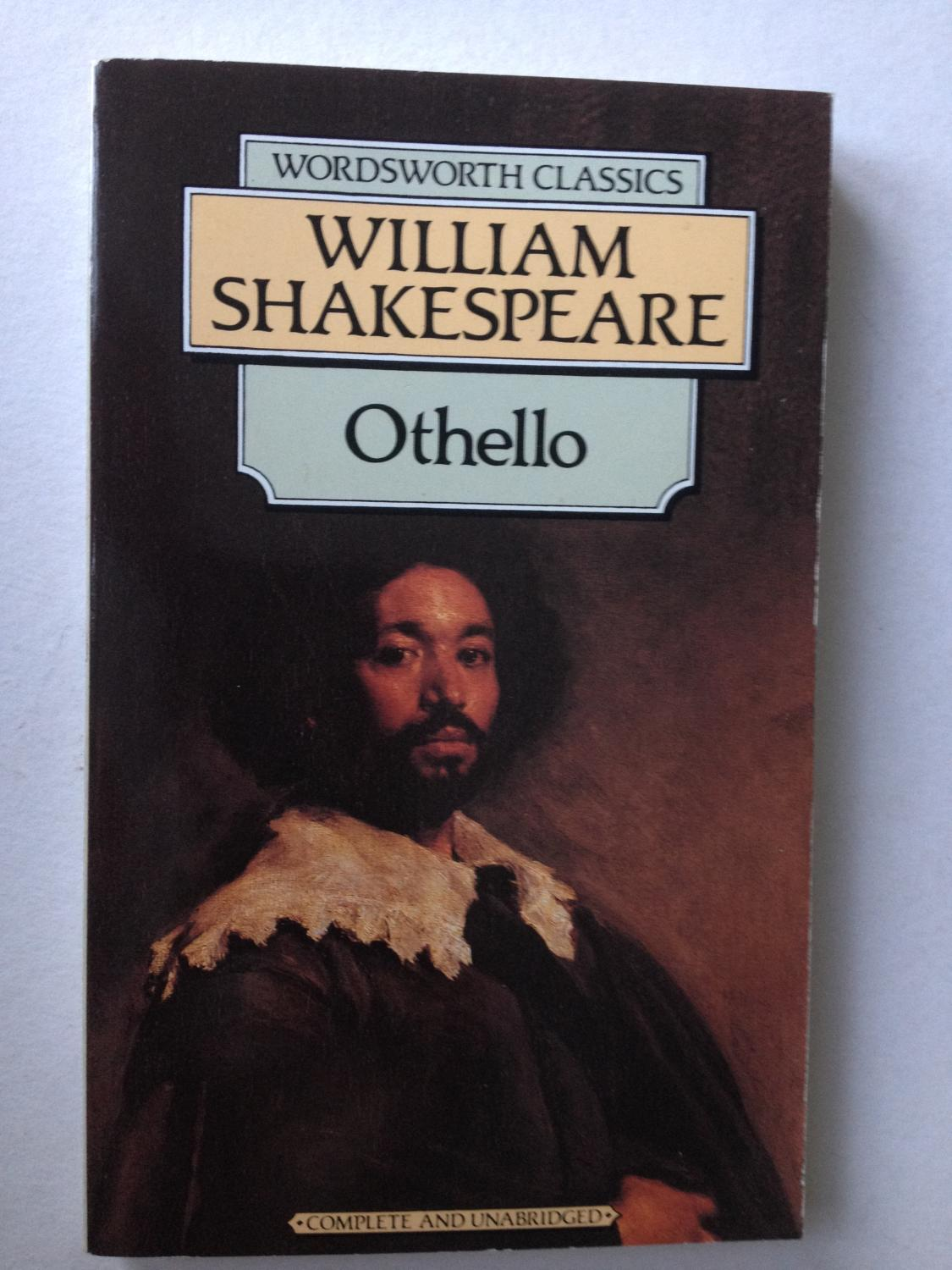 comparing othello by william shakespeare and Struggling with william shakespeare's othello check out our thorough summary and analysis of this literary masterpiece.