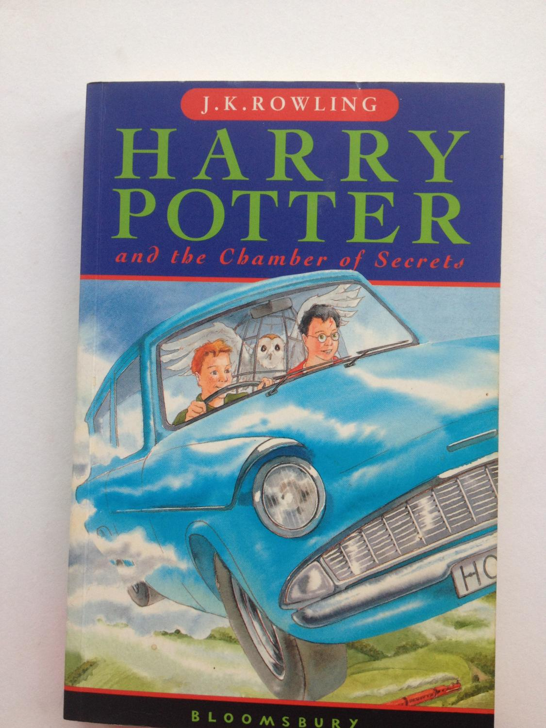 harry potter and the chamber of secrets pdf bloomsbury