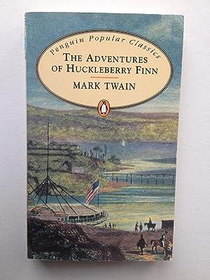 The Adventures of Huckleberry Finn: Mark Twain