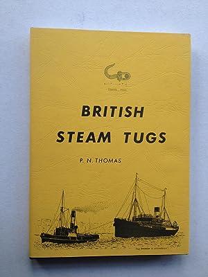 British Steam Tugs (Merchant steam series): P N Thomas