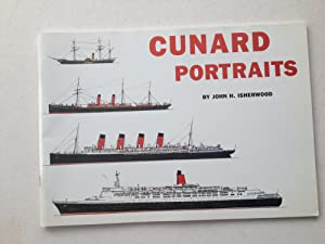 Cunard Portraits: 144 Scale Line Drawings of: John H Isherwood
