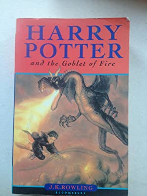 Harry Potter 4 Book