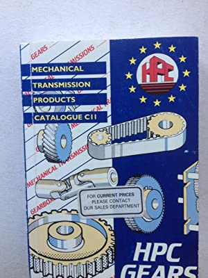 HPC Gears Mechanical Transmission Products Catalgue C11