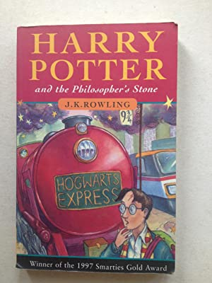Harry Potter and the Philosopher's Stone: J K Rowling