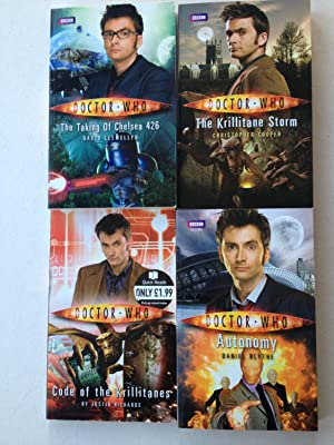 Doctor Who - The Collection - 4: Christopher Cooper, David