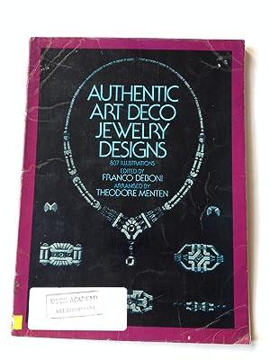 deboni franco abebooks On authentic art deco jewelry designs