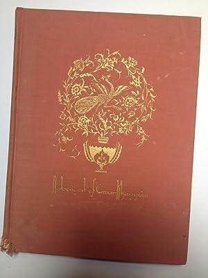 Rubaiyat of Omar Khayyam The First and: Edward Fitzgerald