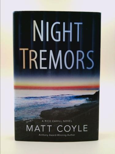 Night Tremors (Rick Cahill Thrillers): Coyle, Matt