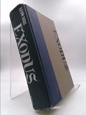 Exodus by Leon Uris (1958-06-17): Uris, Leon