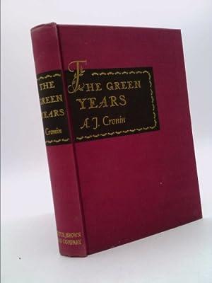 The Green Years - A. J. Cronin: A.J. Cronin