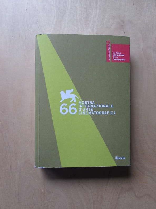 66 Mostra internazionale d'arte cinematografica - Baratta, Paolo, Massimo Cacciari Giuliano Empoli u. a.