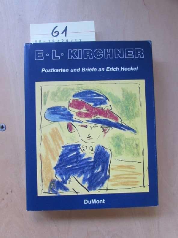 Briefe Und Postkarten 2018 : Erich heckel das von dube zvab