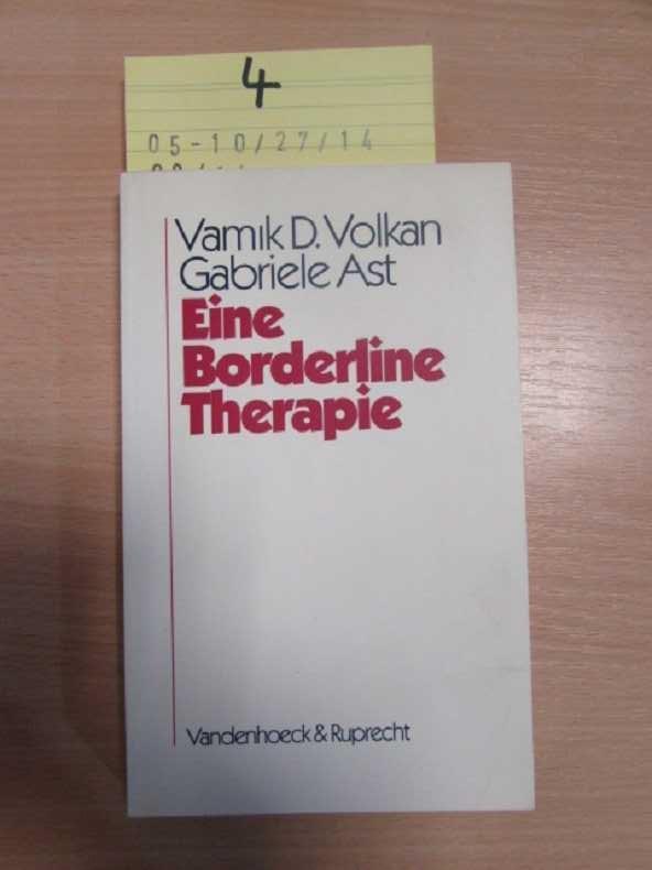 Eine Borderline-Therapie Strukturelle Objektbeziehungskonflikte in der Psychoanalyse der Borderline-Persönlichkeitsorganisation
