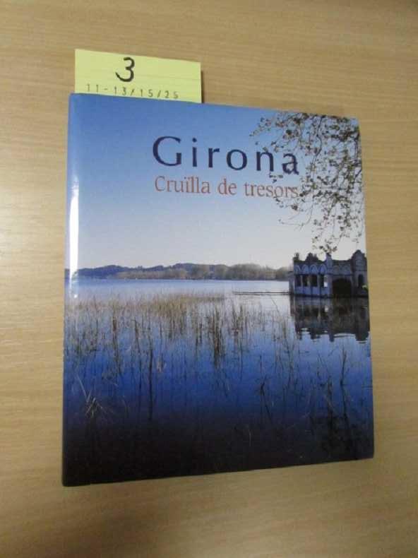 Girona - Cruilla de tresors - Fonalleras, Josep Maria
