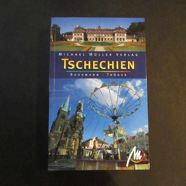Tschechien - Reisehandbuch mit vielen praktischen Tipps - Bussmann, Michael und Gabriele Tröger